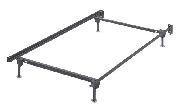 Ashley Furniture Twin Full Bolt On Bed Frame and Rails B100-21