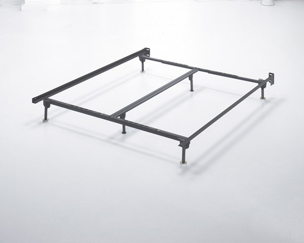 Frames And Rails Brown Queen Lift Bed Slat Frame B100-27