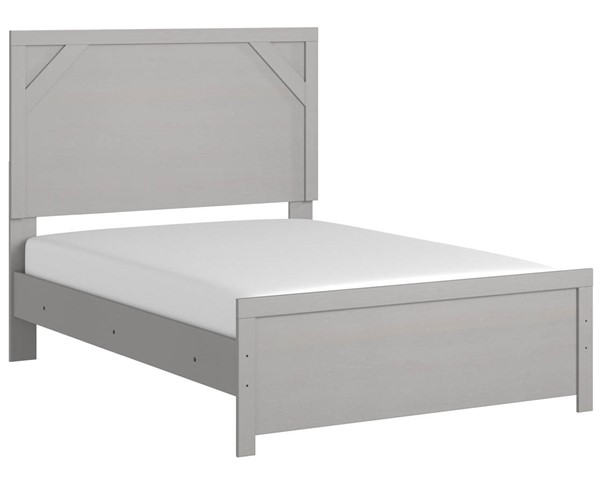 Ashley Furniture Cottonburg Light Gray Panel Beds B1192-BED-VAR