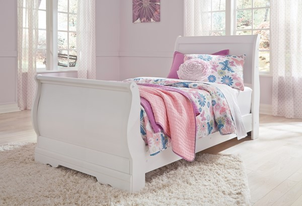 Ashley Furniture Anarasia Sleigh Beds B129-SBED-VAR