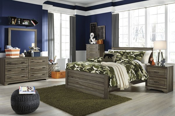 Ashley Furniture Javarin 2pc Bedroom Set with Full Bed B171-KBR-S9