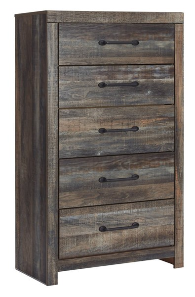 Ashley Furniture Drystan Five Drawer Chest The Classy Home