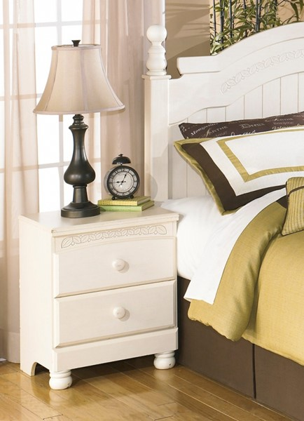 Ashley Furniture Cottage Retreat Night Stand The Classy Home