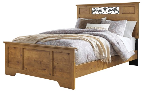Ashley Furniture Bittersweet Queen Panel Bed B219-QPA