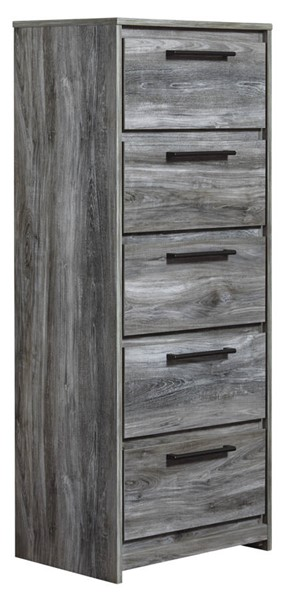 Ashley Furniture Baystorm Gray Narrow Chest B221-11