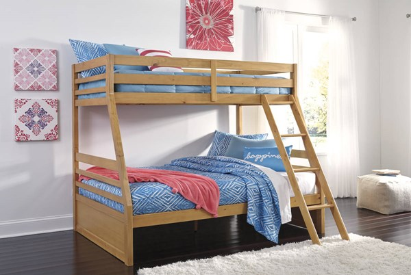 Ashley Furniture Hallytown Twin Over Full Bunk Bed The Classy Home
