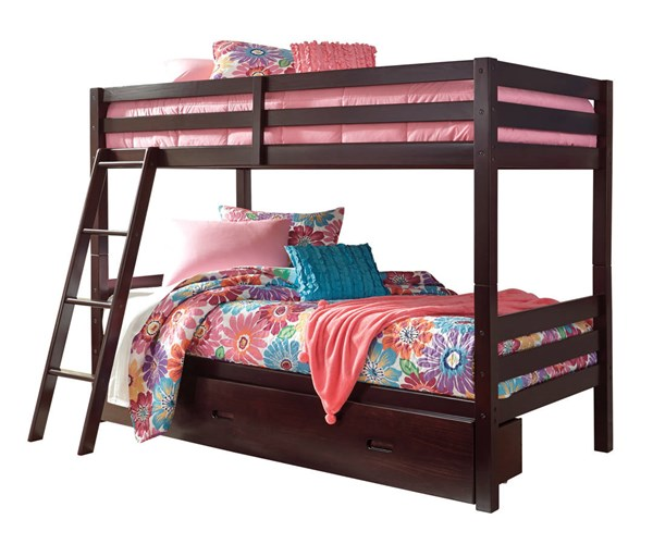 Ashley Furniture Halanton Trundle Bunk Beds B328-TBB-VAR