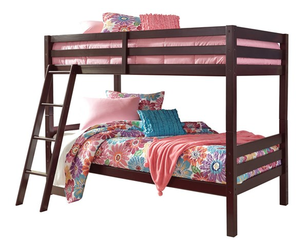Ashley Furniture Halanton Twin Over Twin Bunkbed B328-59