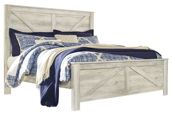 Ashley Furniture Bellaby White King Bed B331-158-KBED