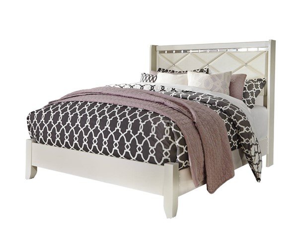 Ashley Furniture Dreamur Queen Upholstered Panel Bed B351-QUPNL-BED