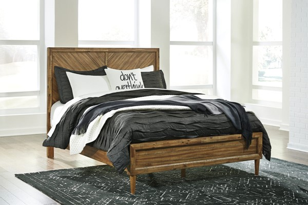 Ashley Furniture Broshtan Panel Beds B518-BED-VAR