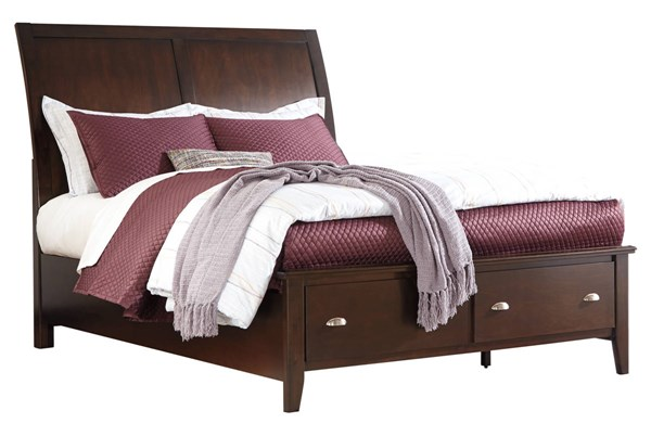 Ashley Furniture Evanburg Storage Sleigh Beds B598-QSTR-SBED-VAR