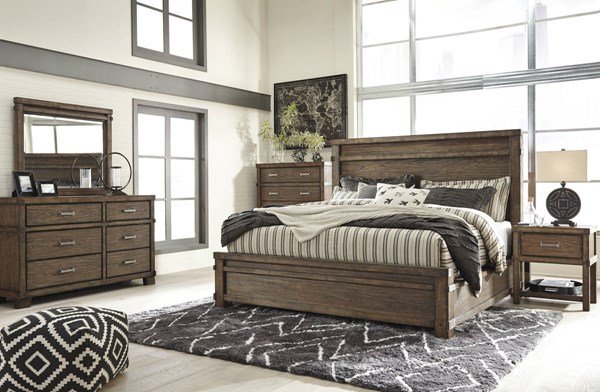 Ashley Furniture Leystone Master Bedroom Set B614-BR