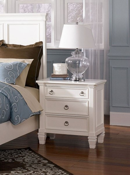 Ashley Furniture Prentice Night Stand The Classy Home