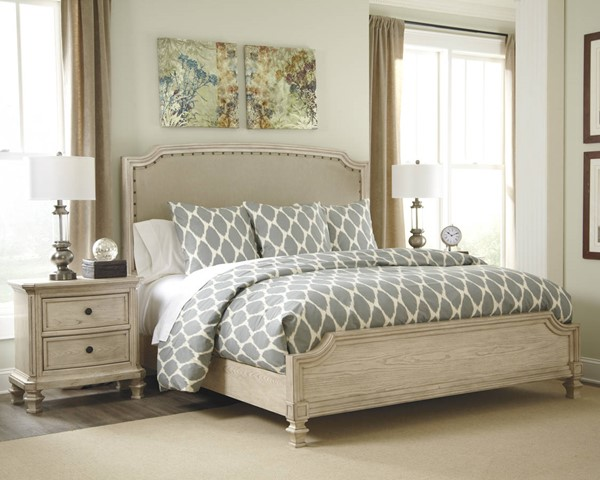 Ashley Furniture Demarlos 2pc Bedroom Set With Cal King Bed The Classy Home