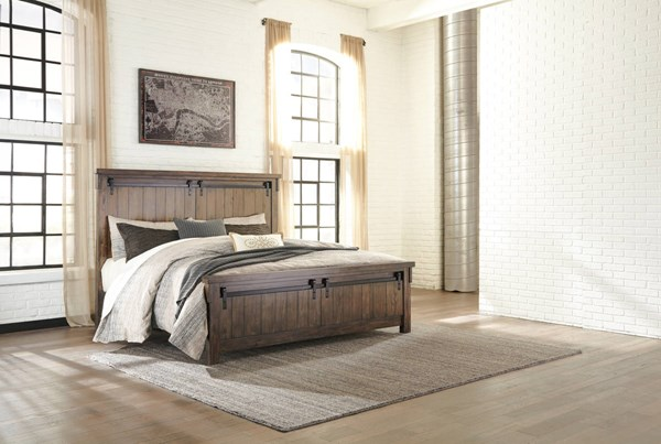 Ashley Furniture Lakeleigh Panel Beds B718-PBED-VAR