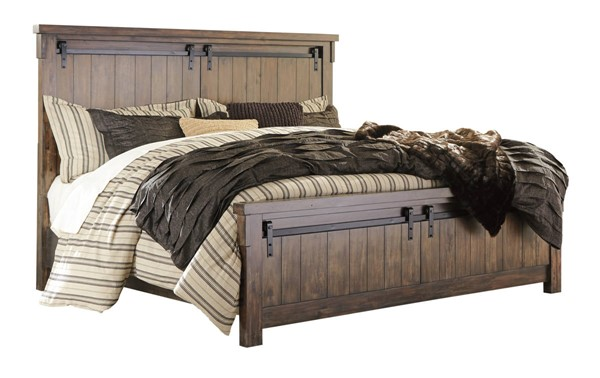 Ashley Furniture Lakeleigh King Panel Bed B718-KPBED