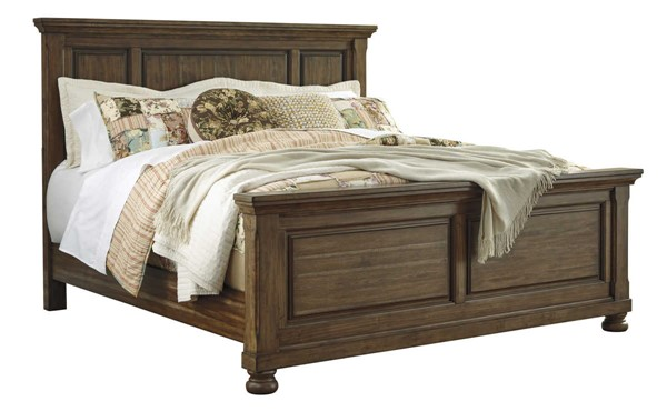 Ashley Furniture Flynnter King Panel Bed B719-KP-BED