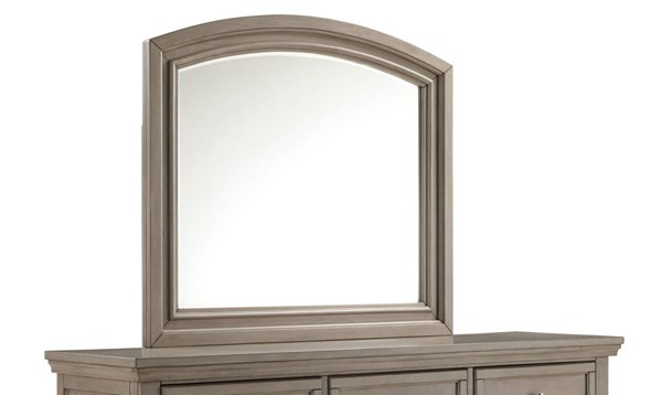 Ashley Furniture Lettner Light Gray Bedroom Mirror B733-36