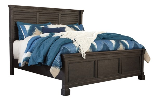 Ashley Furniture Tyler Creek Louvered Beds B736-LBEDS