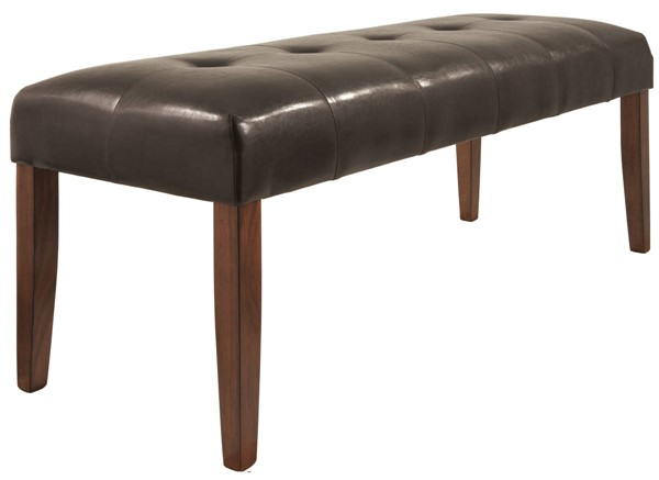 Ashley Furniture Lacey Large Upholstered Dining Room Bench D328-00