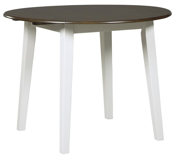 Ashley Furniture Woodanville Round Drop Leaf Table D335-15