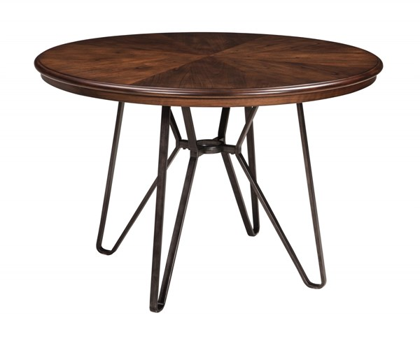 Ashley Furniture Centiar Round Dining Table D372-15