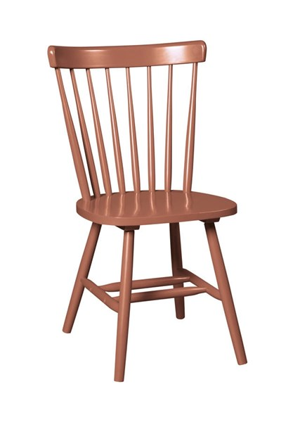 Bantilly Vintage Casual Orange Dining Room Chair (2/CN) D389-03