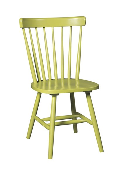 Bantilly Vintage Casual Green Dining Room Chair (2/CN) D389-05