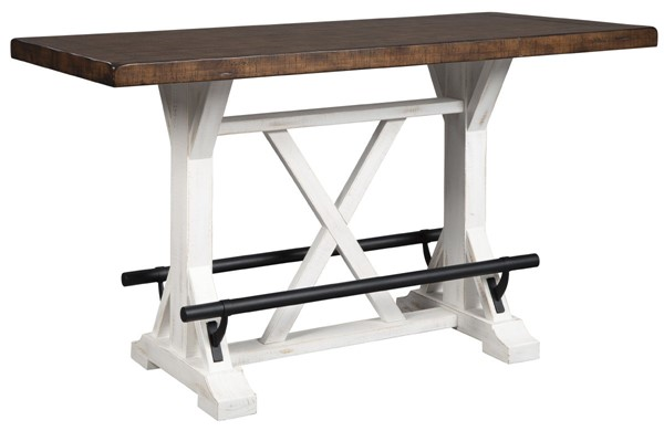 Ashley Furniture Valebeck Rectangle Counter Height Table D546-13