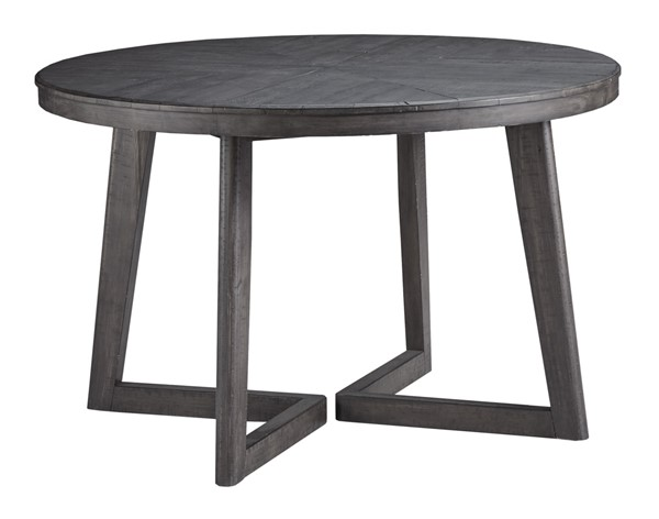 Ashley Furniture Besteneer Round Dining Room Table D568-50