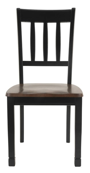 2 Ashley Furniture Owingsville Cottage Dining Side Chairs D580-02