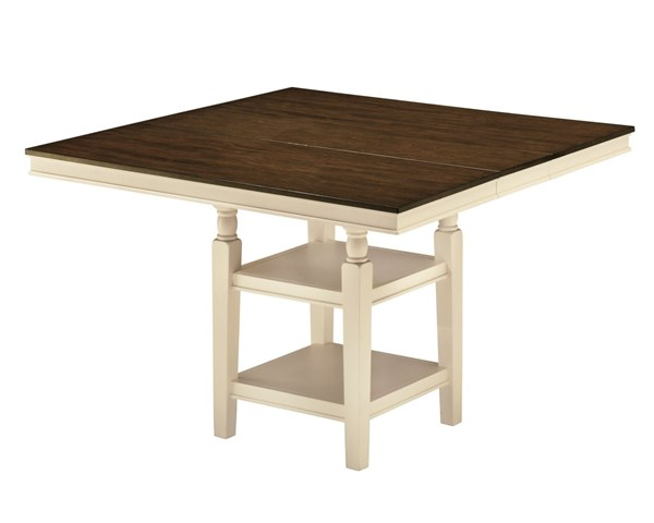 Whitesburg Vintage Casual Square DRM Counter EXT Table D583-32