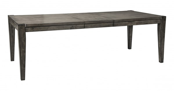 Ashley Furniture Chadoni Gray Rectangle Dining Room Ext Table D624-35