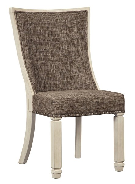 2 Ashley Furniture Bolanburg Dining Upholstered Side Chairs D647-02