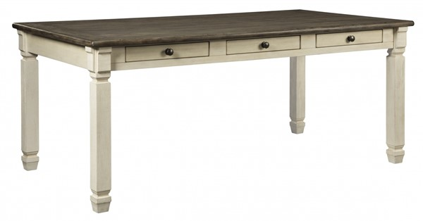 Ashley Furniture Bolanburg Rectangular Dining Table D647-25