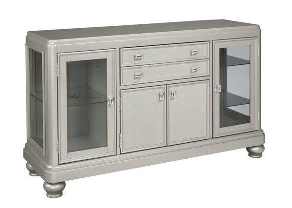 Ashley Furniture Coralayne Silver Dining Server D650-60