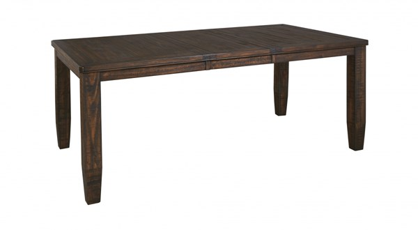 Ashley Furniture Trudell Rectangle Dining Room Extension Table D658-35