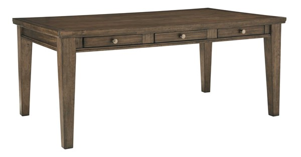 Ashley Furniture Flynnter Rectangular Dining Room Table D719-25