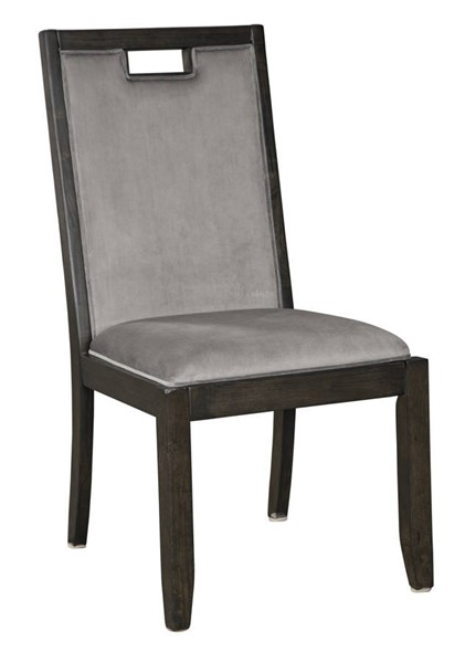 2 Ashley Furniture Hyndell Dining Upholster Side Chairs D731-01