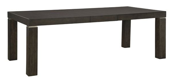 Ashley Furniture Hyndell Rectangle Extension Dining Table D731-35