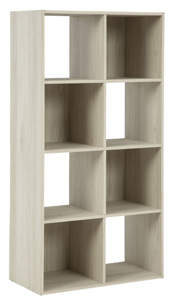 Ashley Furniture Socalle Natural Eight Cube Organizer EA1864-4X2