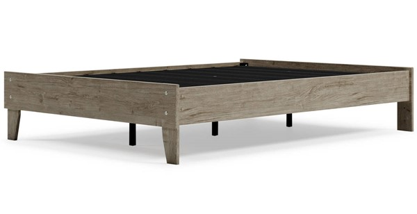 Ashley Furniture Oliah Natural Full Platform Bed EB2270-112