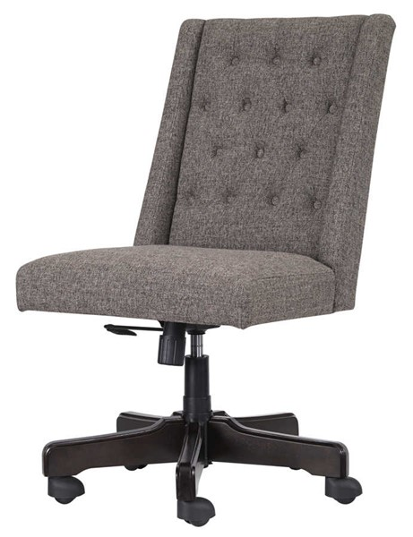 Ashley Furniture Fabric Home Office Swivel Desk Chair H200-05