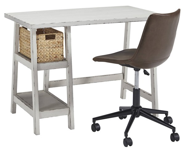 Ashley Furniture Mirimyn Office Desk And Chair Sets H505-OFF-S