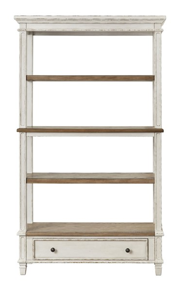 Ashley Furniture Realyn Casual Two Tone Bookcase H743-70