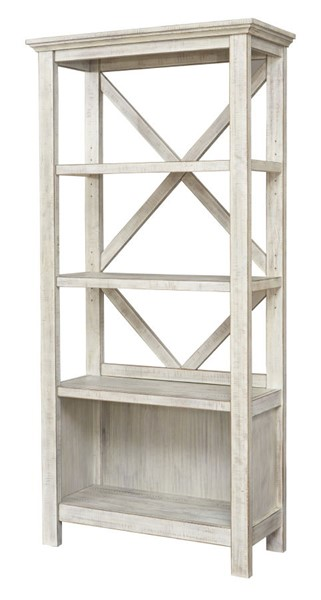 Ashley Furniture Carynhurst Whitewash Large Bookcase H755-17
