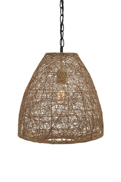 Eadoin Contemporary Natural Pendant Light (1/CN) L000078