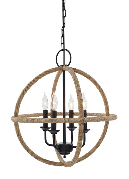 Ashley Furniture Madelia Tan Pendant Light L000838