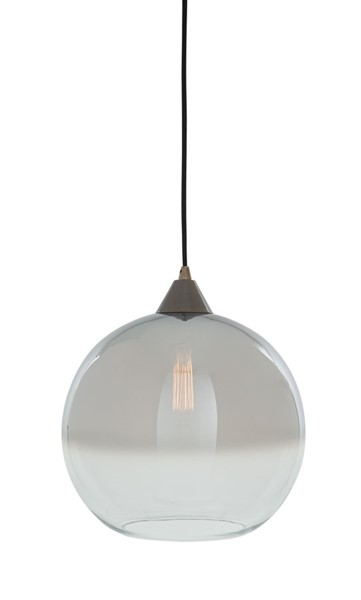 Ashley Furniture Minto Silver Glass Pendant Light L000848